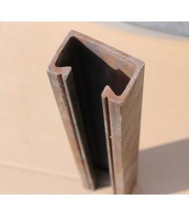 K9011 STEEL PROFIL 30 x 50 mm