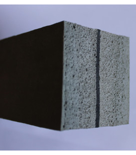 K9009 JOINT MOUSSE GRIS 50x50mm