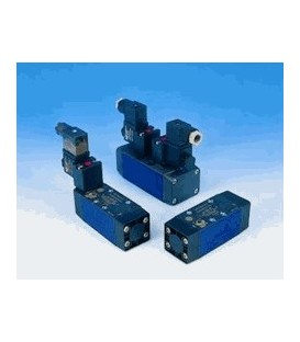 K3022 VACUUM BISTABLE 5/2 DISTRIBUTOR, ISO_3, ELECTRICAL CONTROL 24VDC
