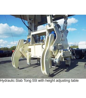 HYDRAULIC SLAB TONG HEPPENSTALL